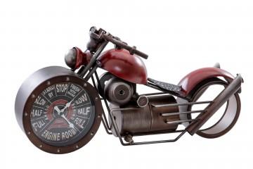 RELOJ DE SOBREMESA MOTO 50x15x25 CM