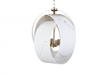 LAMPARA TECHO KUOPIO 52x52x63 CM