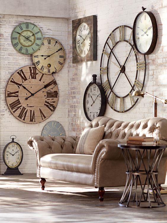 Relojes Adda Home