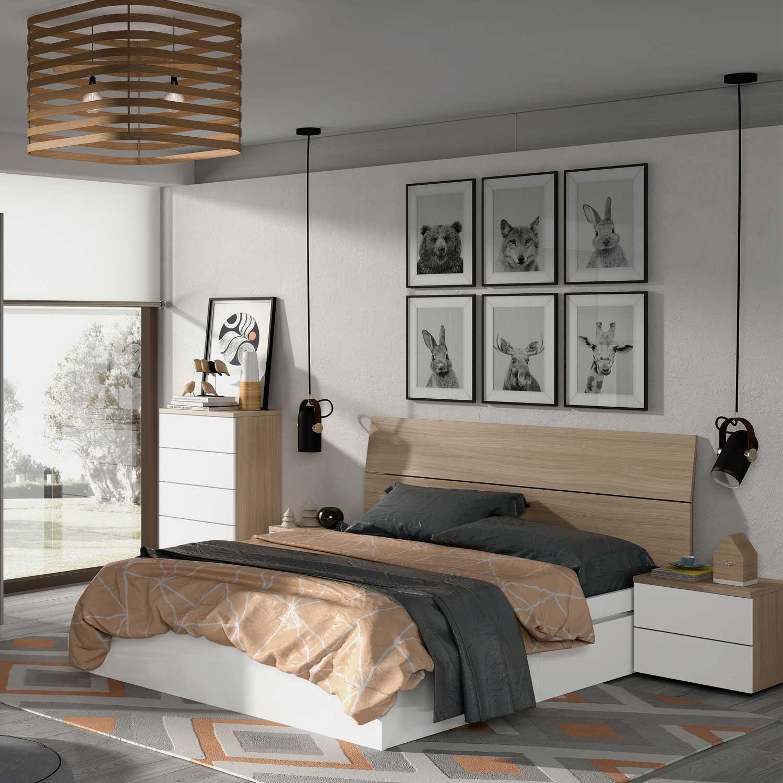 Blog - Decorar la pared de encima de la cama