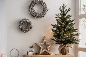 Ideas para un árbol de Navidad diferente