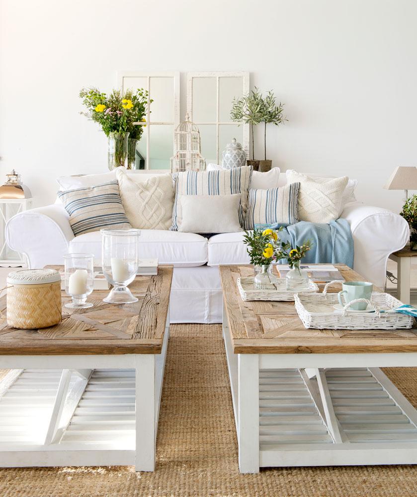 Cómo decorar una mesa de centro